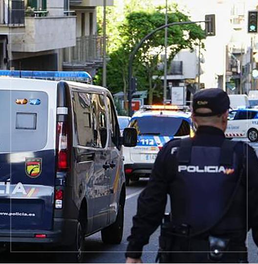 Detenido en otro país por narcotráfico